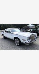 1985 Cadillac Eldorado for sale 101187180