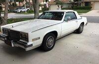 1985 Cadillac Eldorado Biarritz Convertible for sale 101270398
