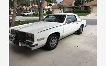 1985 Cadillac Eldorado Biarritz Convertible for sale 101270398