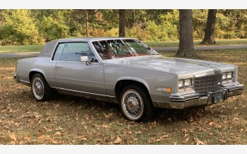 1985 Cadillac Eldorado Coupe for sale 101397509