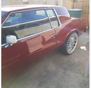 1985 Cadillac Eldorado for sale 101400131