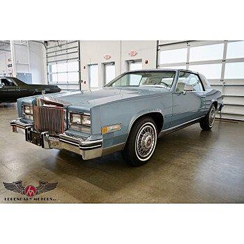 1985 Cadillac Eldorado Coupe for sale 101496602