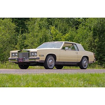 1985 Cadillac Eldorado Coupe for sale 101554665