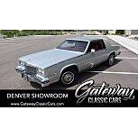 1985 Cadillac Eldorado Coupe for sale 101595550