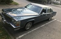 1985 Cadillac Fleetwood Brougham for sale 101225512