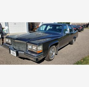 1985 Cadillac Fleetwood Brougham Sedan for sale 101381684