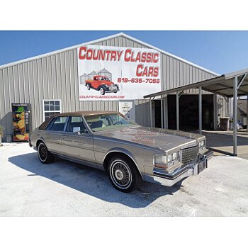 1985 Cadillac Seville for sale 101008735