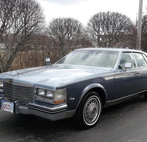 1985 Cadillac Seville for sale 101221266