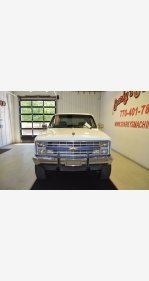 1985 Chevrolet Blazer 4WD for sale 101325749