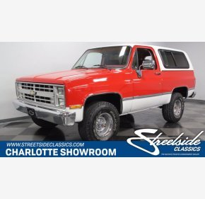 1985 Chevrolet Blazer for sale 101340743
