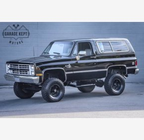 1985 Chevrolet Blazer 4WD for sale 101395238