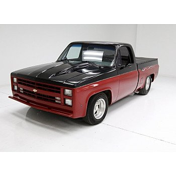 1985 Chevrolet C/K Truck 2WD Regular Cab 1500 for sale 101061679