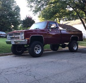 1985 Chevrolet C/K Truck 4x4 Regular Cab 2500 for sale 101118585