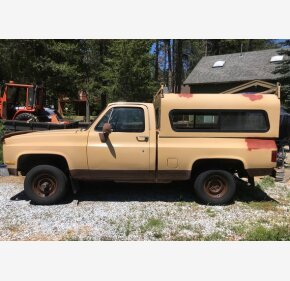 1985 Chevrolet C/K Truck for sale 101181719