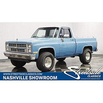 1985 Chevrolet C/K Truck for sale 101364778