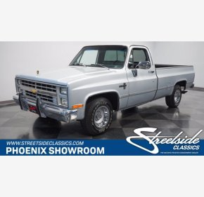 1985 Chevrolet C/K Truck Silverado for sale 101393346