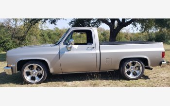 1985 Chevrolet C/K Truck 2WD Regular Cab 1500 for sale 101402944