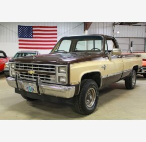 1985 Chevrolet C/K Truck for sale 101406451