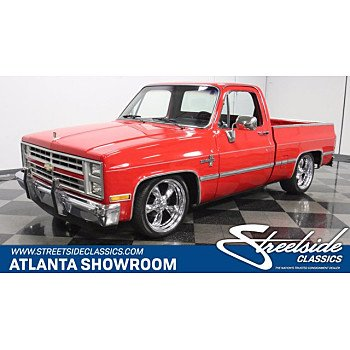 1985 Chevrolet C/K Truck 2WD Regular Cab 1500 for sale 101430305