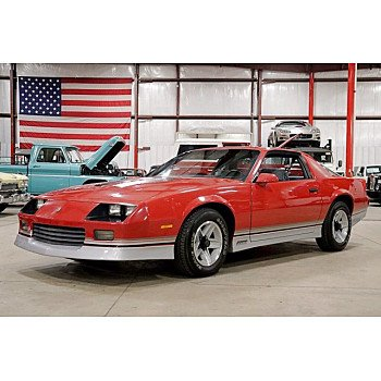 1985 Chevrolet Camaro for sale 101268983