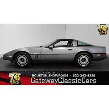 1985 Chevrolet Corvette Coupe for sale 100963549