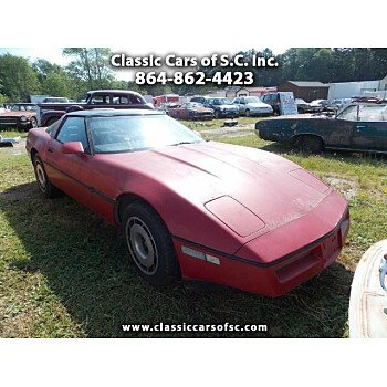 1985 Chevrolet Corvette for sale 101017310