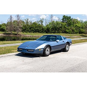 1985 Chevrolet Corvette Coupe for sale 101297679
