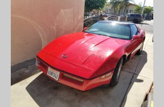 1985 Chevrolet Corvette Premium w/ 3LT for sale 101375526