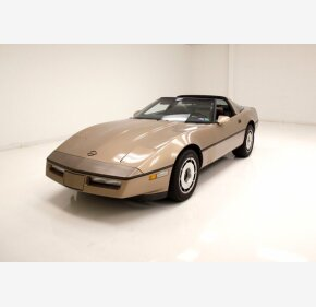 1985 Chevrolet Corvette Coupe for sale 101395704