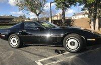 1985 Chevrolet Corvette Stingray Coupe w/ Z51 1LT for sale 101470122