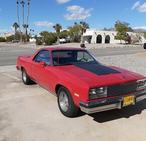 1985 Chevrolet El Camino V8 for sale 101381766