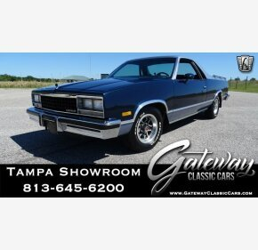 1985 Chevrolet El Camino V8 for sale 101132936