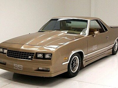 1985 Chevrolet El Camino V8 for sale 101182905