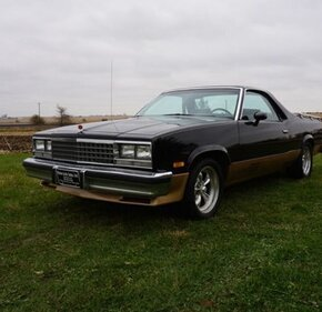 1985 Chevrolet El Camino for sale 101396031