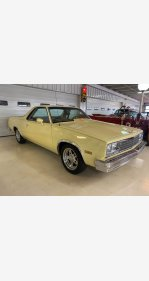 1985 Chevrolet El Camino V8 for sale 101412778
