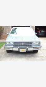 1985 Chevrolet Impala Sedan for sale 100987244