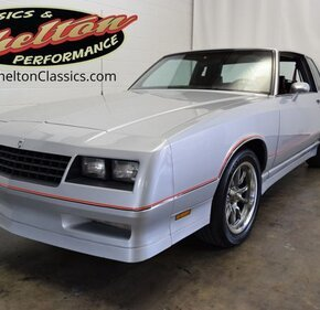 1985 Chevrolet Monte Carlo SS for sale 101364240