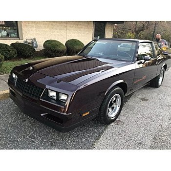 1985 Chevrolet Monte Carlo for sale 101402352