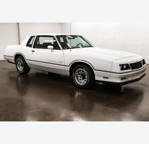1985 Chevrolet Monte Carlo SS for sale 101442412
