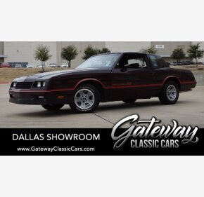 1985 Chevrolet Monte Carlo SS for sale 101443281