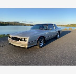 1985 Chevrolet Monte Carlo SS for sale 101485522