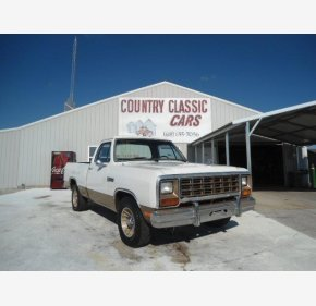 1985 Dodge Ram 50 Truck for sale 100788671