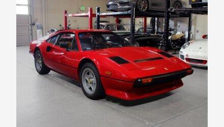 1985 Ferrari 308 Classics For Sale Classics On Autotrader