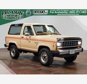 1985 Ford Bronco II for sale 101455070