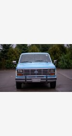 1985 Ford F150 2WD Regular Cab for sale 101380101