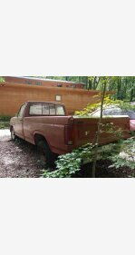 1985 Ford F150 2WD Regular Cab for sale 101411726