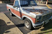 1985 Ford F150 2WD Regular Cab for sale 101471774