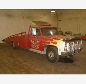 1985 GMC Sierra 3500 2WD Regular Cab for sale 101107268