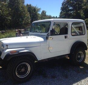 1985 Jeep CJ 7 for sale 100978930