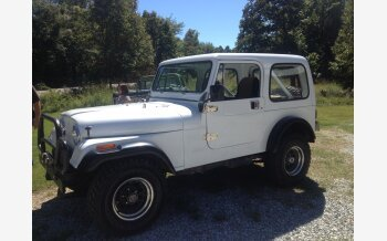 1985 Jeep CJ 7 for sale 100978930